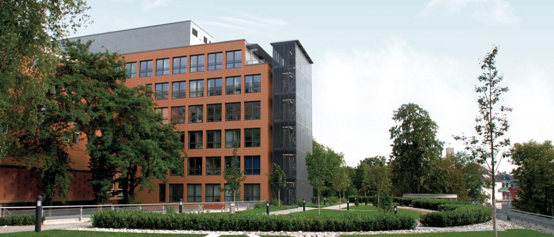 Leberzentrum Wiesbaden Aussenansicht